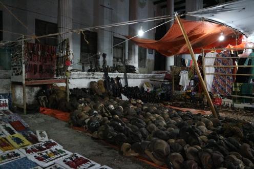 Tavaramarkkinat Sansibarilla