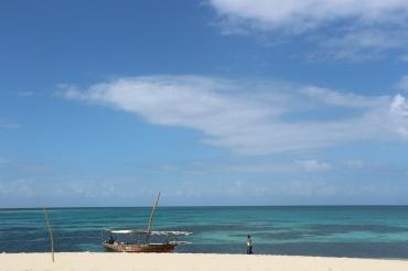 Näkymät hiekkasärkältä