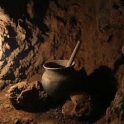 Chagga-heimon ruoanlaittoa
