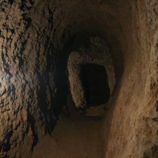 Chagga caves